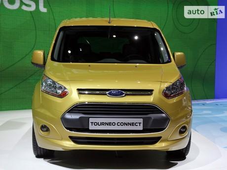 Ford Tourneo Connect пасс. 1.8D MT (90 л.с.) 2012