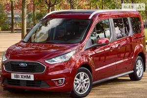 Ford tourneo-connect-pass II поколение (рестайлинг) Мінівен