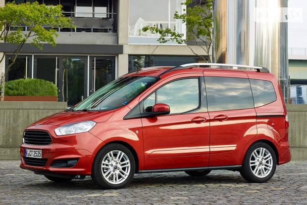 Ford Tourneo Courier 1 покоління Мікровен