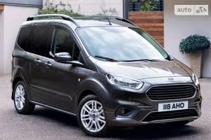 Ford tourneo-courier I поколение (рестайлинг) Минивэн