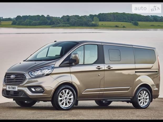 Ford Tourneo Custom I поколение (рестайлинг) Минивэн