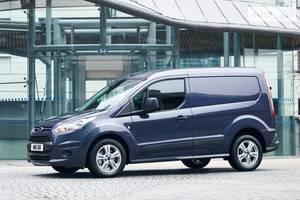 Ford transit-connect-gruz 2 поколение Фургон