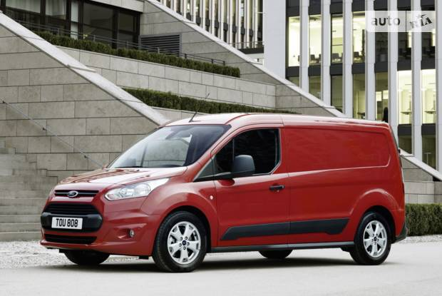 Ford Transit Connect груз. 2 поколение Фургон