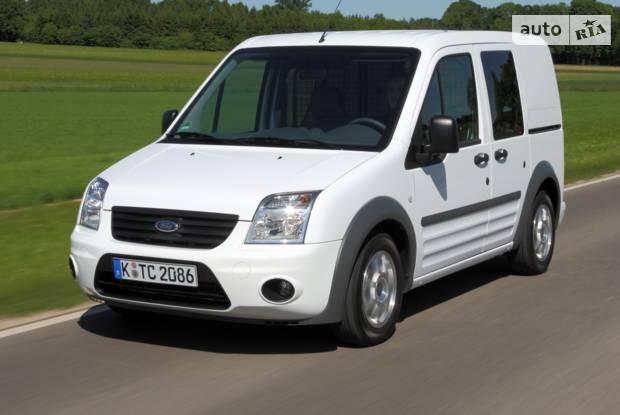 Ford Transit Connect груз. 1 поколение, рестайлинг Минивэн