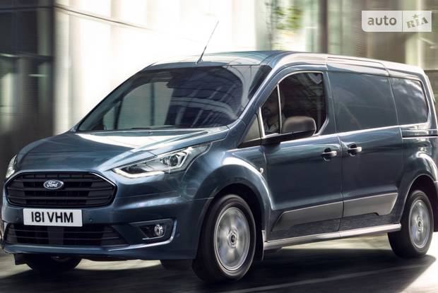 Ford Transit Connect груз. II поколение (рестайлинг) Фургон