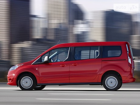 Ford Transit Connect пасс. 2011