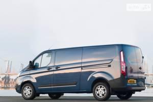Ford transit-custom 1 покоління Фургон