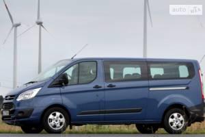 Ford transit-custom 1 покоління Минивэн