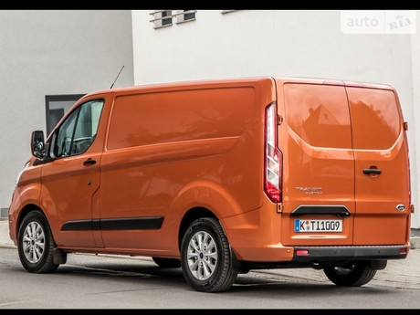 Ford Transit Custom 2021