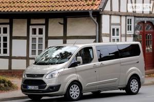 Ford transit-custom 1 покоління Мінівен