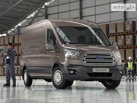 Ford Transit груз. 2.4D MT (100 л.с.) 2011