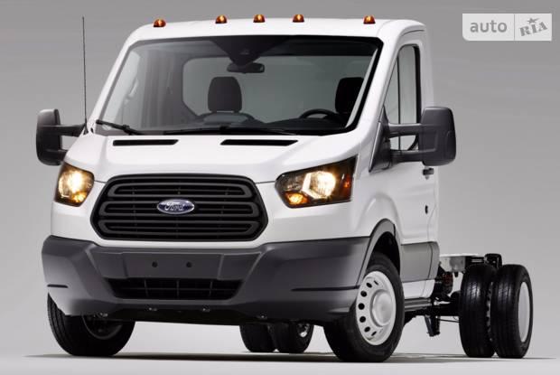 Ford Transit груз. 7 поколение Шассі