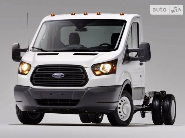 Ford Transit груз. 7 поколение Шасси