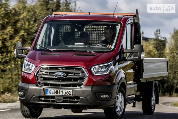 Ford Transit груз. Ambiente