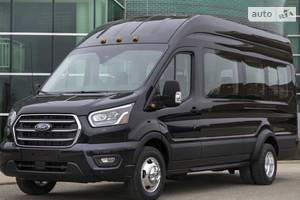 Ford transit-pass 7-е поколение (рестайлинг) Мікроавтобус