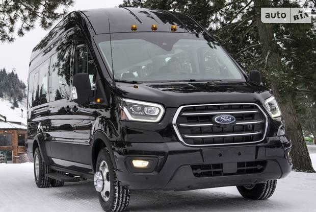 Ford Transit пасс. Trend