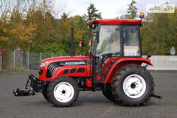 Foton FT 1 покоління Трактор