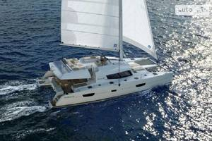 Fountaine-Pajot ipanema-58 1 покоління Катамаран