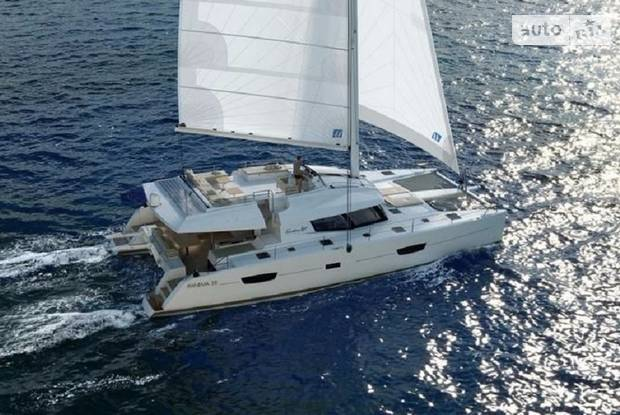 Fountaine-Pajot Ipanema 58 1 покоління Катамаран