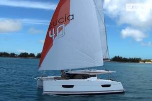 Fountaine-Pajot lucia-40 1 покоління Катамаран