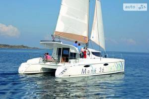 Fountaine-Pajot mahe 1 покоління Катамаран