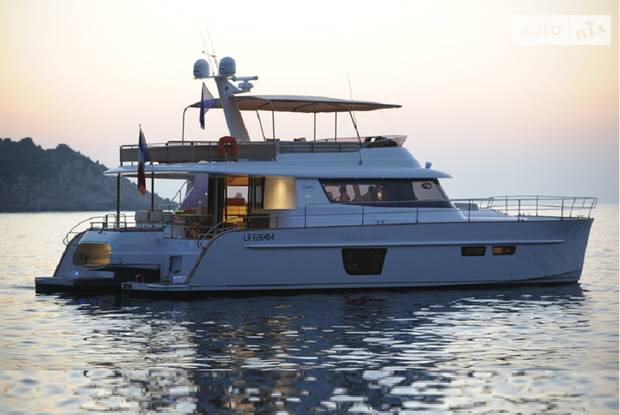 Fountaine-Pajot MY 55 1 покоління Катамаран