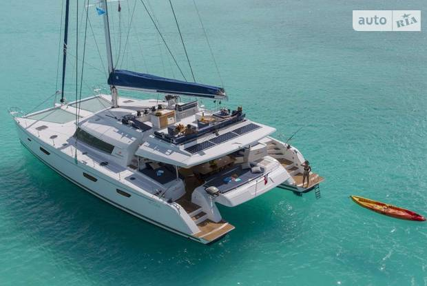 Fountaine-Pajot N 47 1 покоління Катамаран