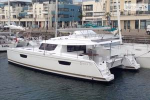 Fountaine-Pajot saba-50 1 покоління Катамаран