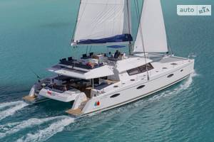 Fountaine-Pajot victoria 1 покоління Катамаран
