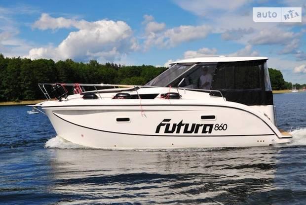 Futura 860 1 поколение Катер