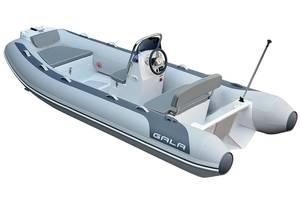 Gala a360l 1-е поколение Лодка