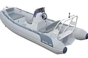 Gala a450l 1-е поколение Лодка