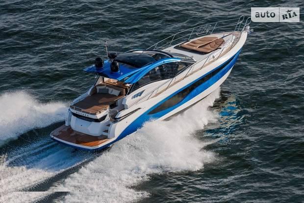 Galeon 445 1 покоління Яхта