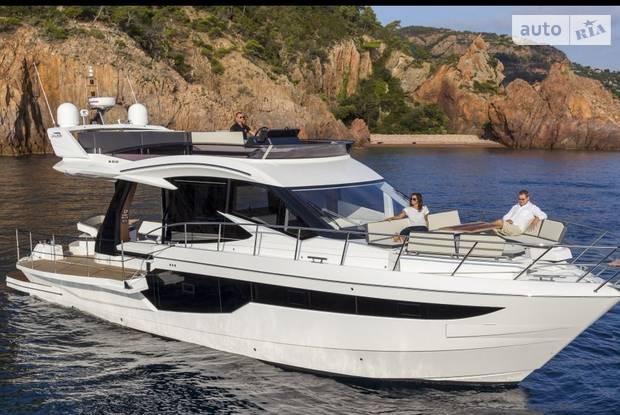 Galeon 500 1 поколение Яхта