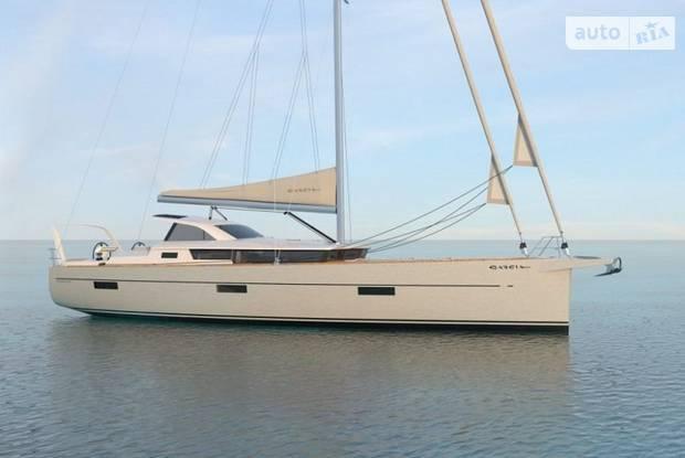 Garcia Explocat 1 поколение Яхта