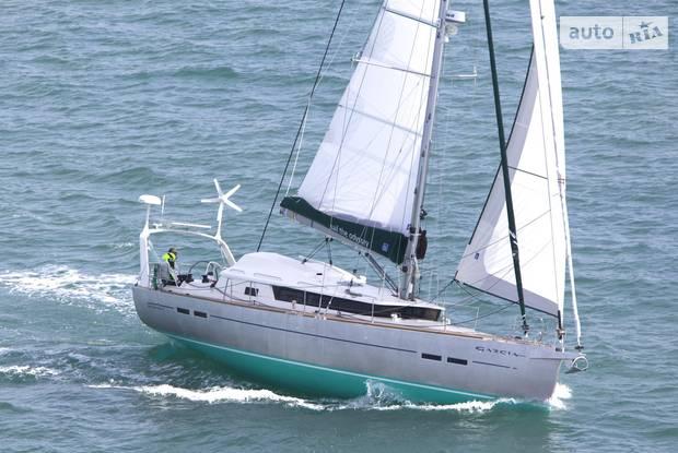 Garcia Exploration 1 поколение Яхта
