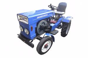 Garden Scout t12 1 покоління Минитрактор