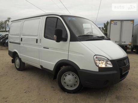 ГАЗ 2752 Соболь 2015