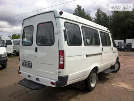 ГАЗ 3221 Газель 2008