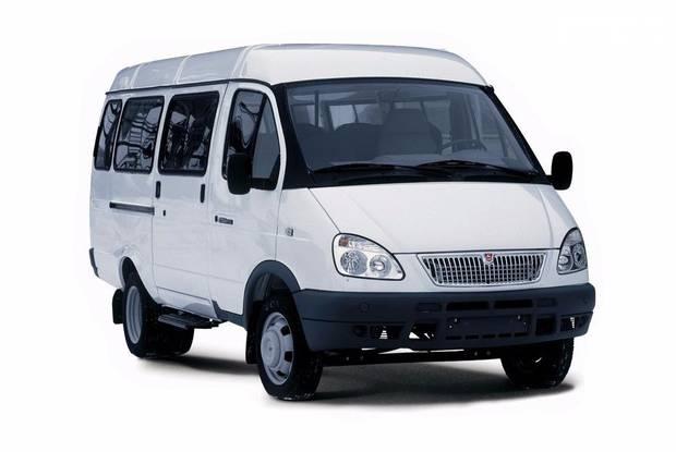 ГАЗ 32213 II поколение Микроавтобус