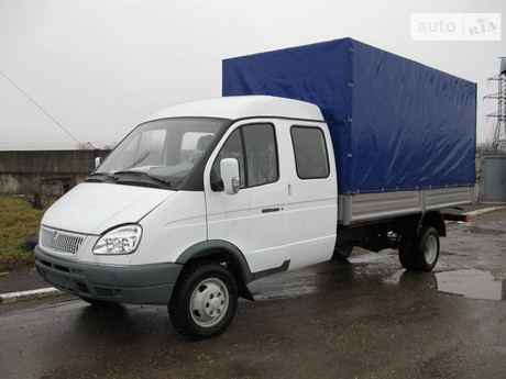 ГАЗ 33023 Газель 2005