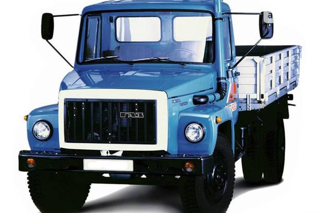 ГАЗ 3307 I поколение (рестайлинг) Вантажівка