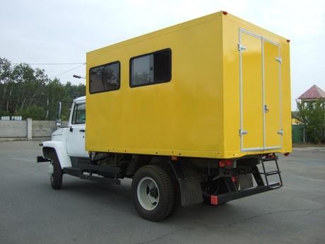 ГАЗ 3309 1994