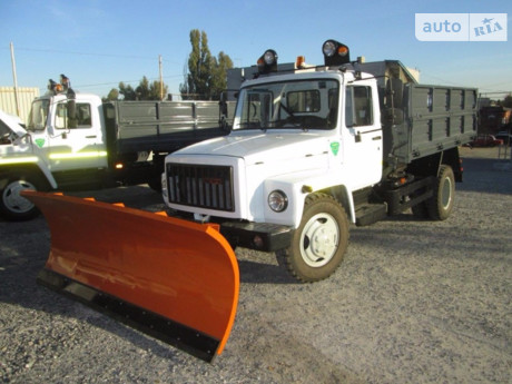 ГАЗ 3309 2009