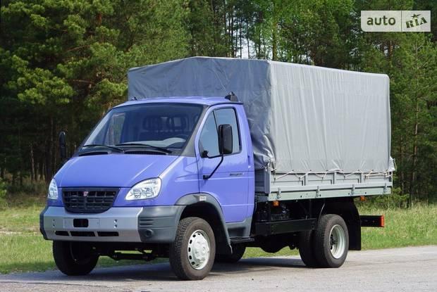 ГАЗ 3310 Валдай I поколение Борт