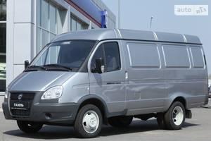 ГАЗ krasz 1-е поколение Фургон