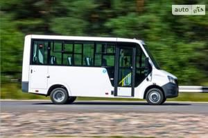 ГАЗ next 1 покоління Микроавтобус