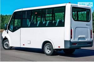 ГАЗ next 1 покоління Мікроавтобус