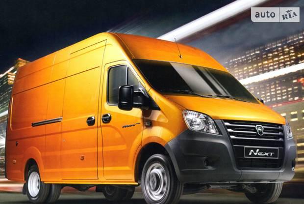 ГАЗ Next 1 покоління Фургон