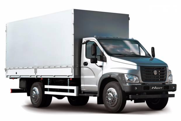 ГАЗ Next 1 покоління Вантажівка